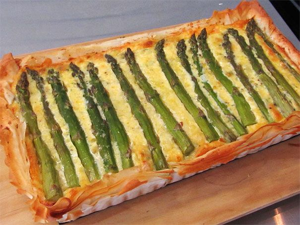 quiche with a potato crust ham and cheese breakfast quiche asparagus ...