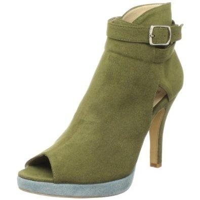 olsenHaus Women's Song Peep Toe Ankle Boot in Moss, Black, or Grey.    http://amazon.com/gp/product/B003EOA2MU/ref=as_li_ss_tl?ie=UTF8=prodtoguaryou-20=as2=1789=390957=B003EOA2MU