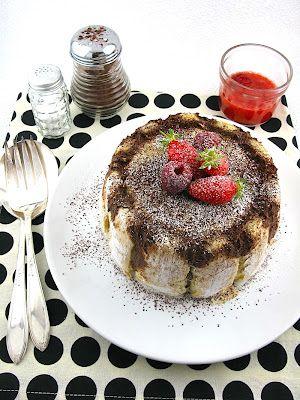 CHARLOTTE AU CHOCOLAT | Dessert 1st | Pinterest