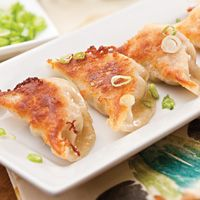 Pan-Fried Pork Pot Stickers wegmans | Asian | Pinterest