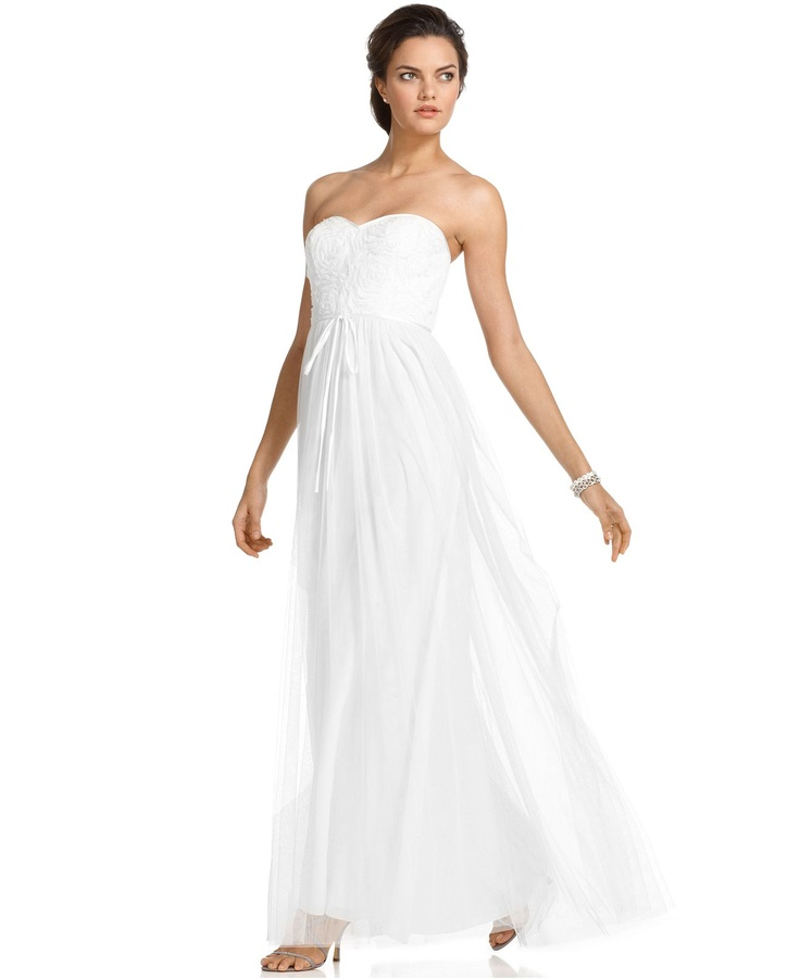 Beach Wedding Dresses Macys: Macys casual wedding dresses regarding ...