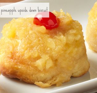 down pineapple breakfast cake pam s pineapple upside down biscuits ...