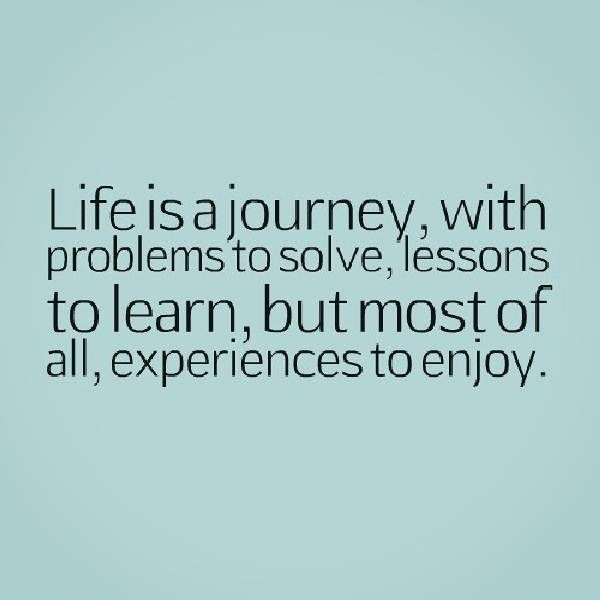 Life Journey Quotes. QuotesGram