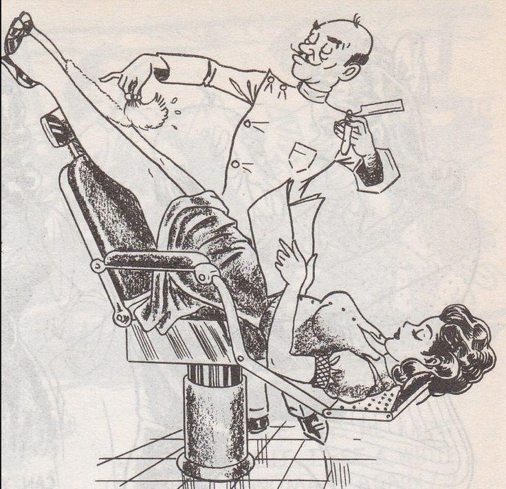 Barber Cartoons Pinterest