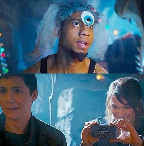 clarisse truly is evil xd percy jackson pinterest
