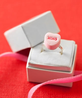 Candy Heart Ring How To
