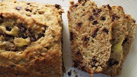 "Vegan Thyme: Vegan Banana Flaxseed Quick Bread (finished reading ""Wild"", now I want to hike the Pacific Crest Trail, too. . . except for this one little thing)"