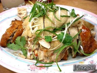 singapore chicken rice love