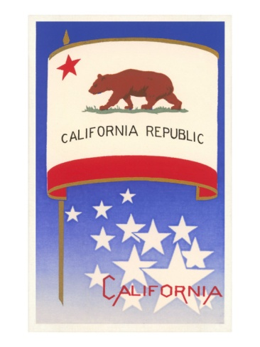 flags of california