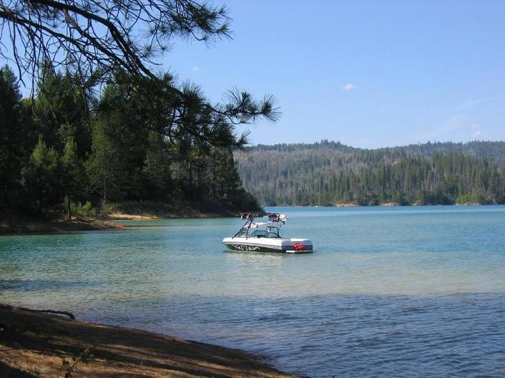 Best northern ca lake camping for Bullards bar fishing report