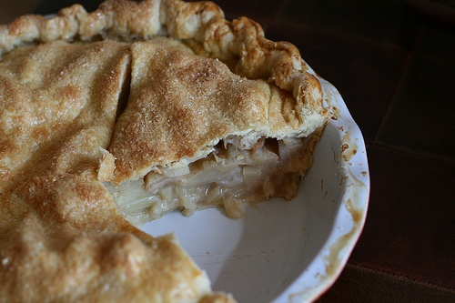 Classic Apple Pie   Cake, Pie & Dessert   Pinterest