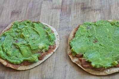 Kalyn's Kitchen®: Recipe for Seven-Layer Tostadas