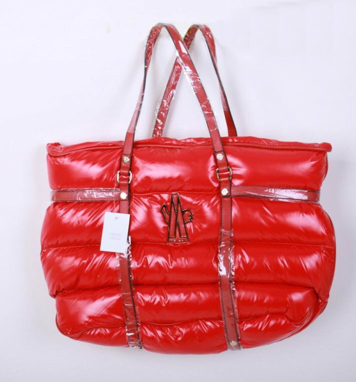 Moncler Red Handbags moncleroutletcanada.net