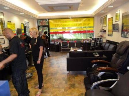 Kings Barber Cool Mens Hairstyle Pinterest