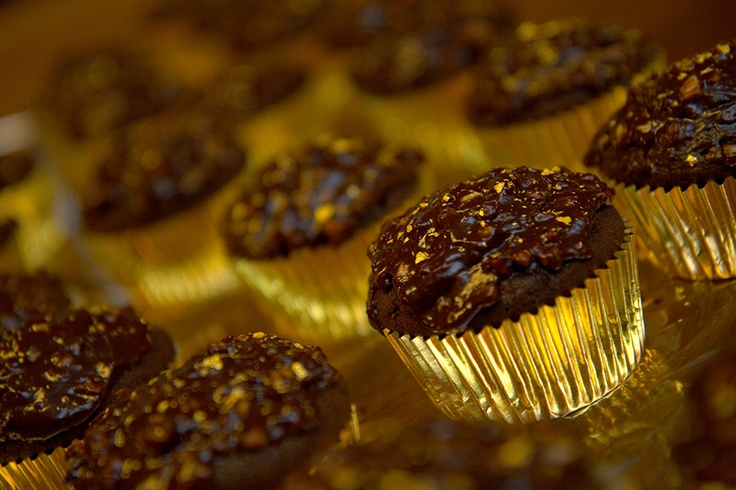 ... Cupcakes: Rich Chocolate Cupcakes with Hazelnut ~ Cupcake Project