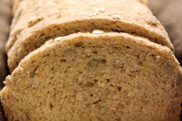 Multigrain Bread on Pretentious Foodie   Breads   Pinterest