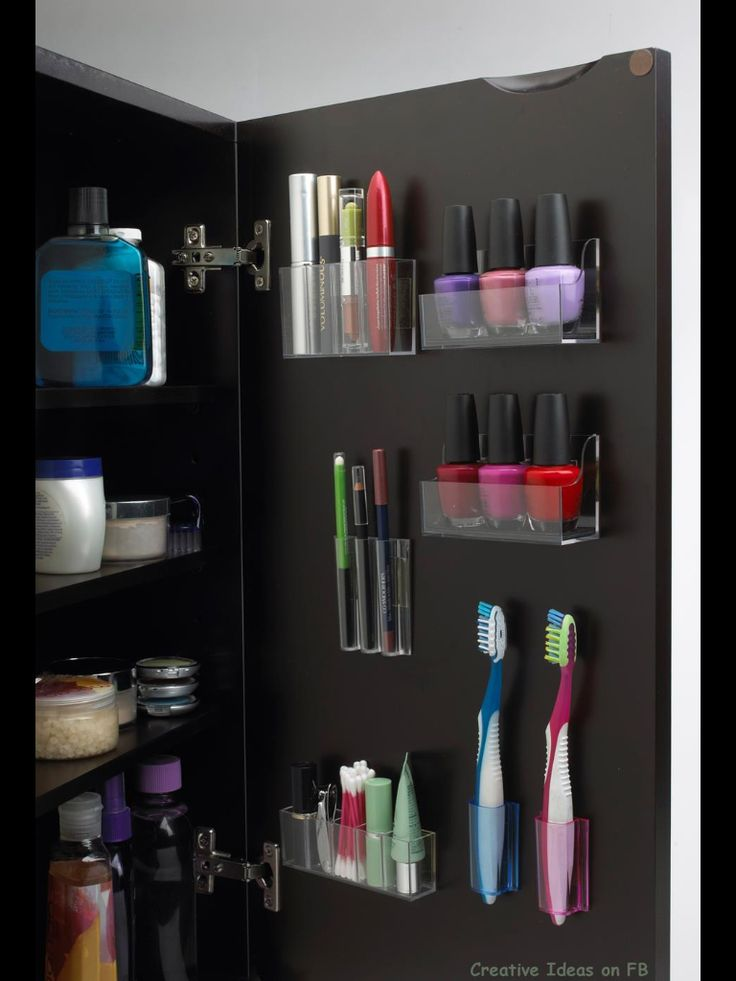 Upstairs Bathroom Storage Solutions House Porn Pinterest