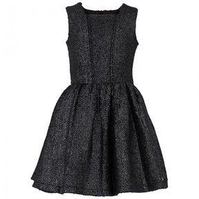 sleeveless holiday dress