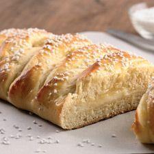 Braided Lemon Bread: King Arthur Flour. | Breads | Pinterest