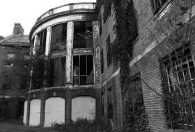 Real haunted houses in georgia black nd white pictures pinterest