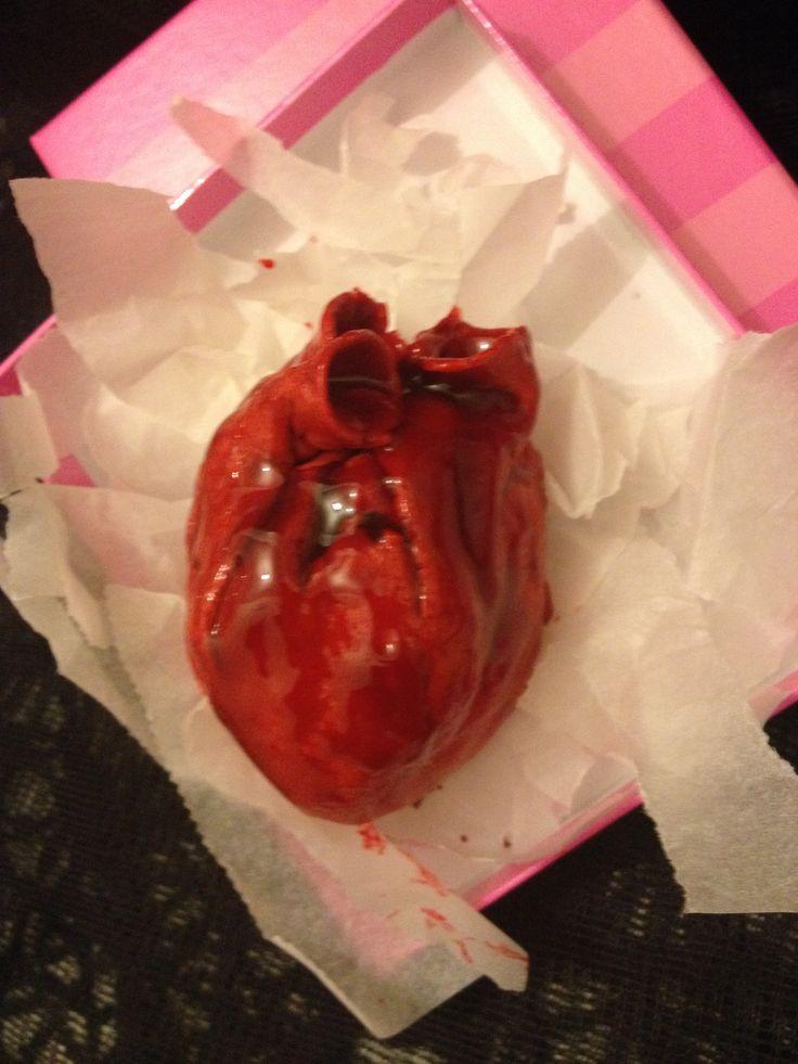 anti valentine's day cake ideas