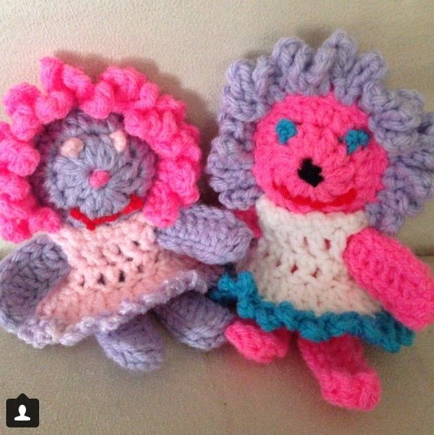Crochet For Charity : Crochet Dolls for charity Look at what I made Pinterest