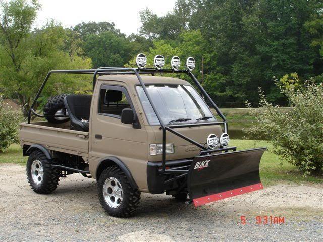 Mini Truck 4x4 Varooom Varoom Pinterest