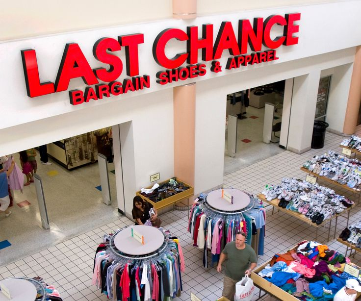 NORDSTROM LAST CHANCE - The final-clearance store for returned and ...