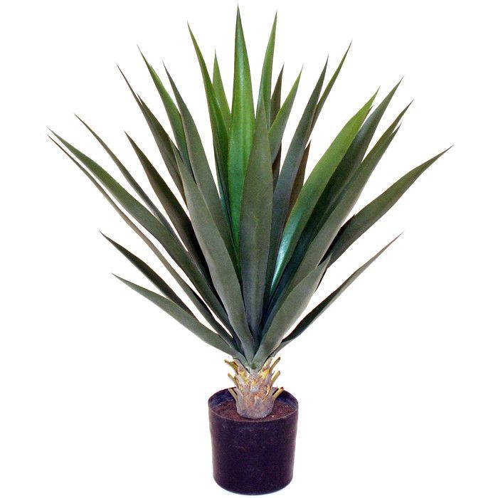 Indoor/Outdoor Faux Yucca Plant | Gardening - Indoor ...