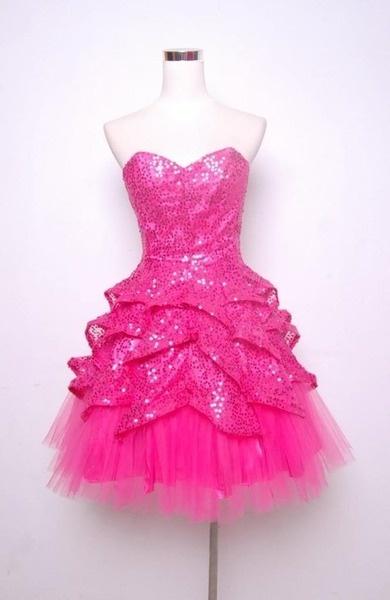 My dress I want