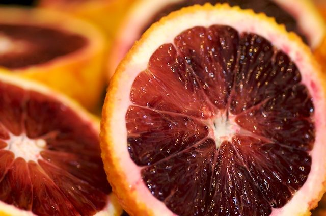 Blood orange vinaigrette | Eat to Live, NOT live to eat!! | Pinterest