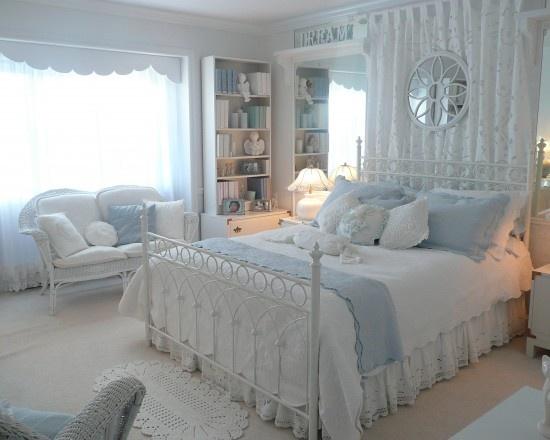 Romantic bedroom design decor and more pinterest for Romantic bedroom designs pictures