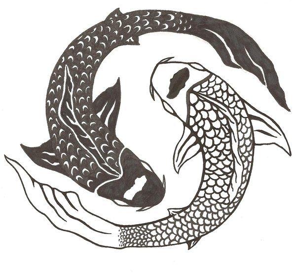 Koi fish yin yang tattoo bing images tattoo ideas for Yin yang fish