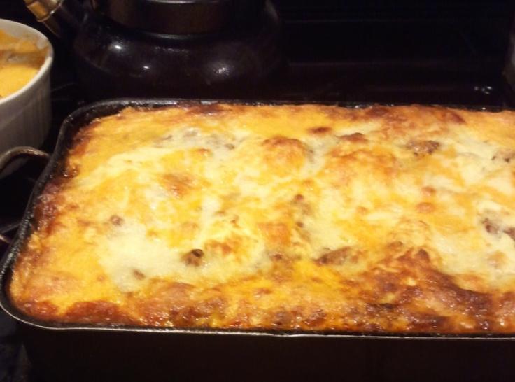 Birthday Lasagna Recipe — Dishmaps