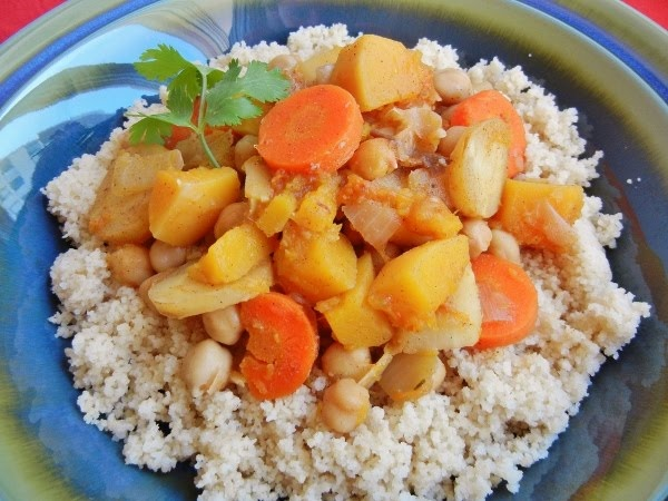 Moroccan chickpea tagine | The Food List | Pinterest