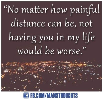 love and distance relationship quotes
