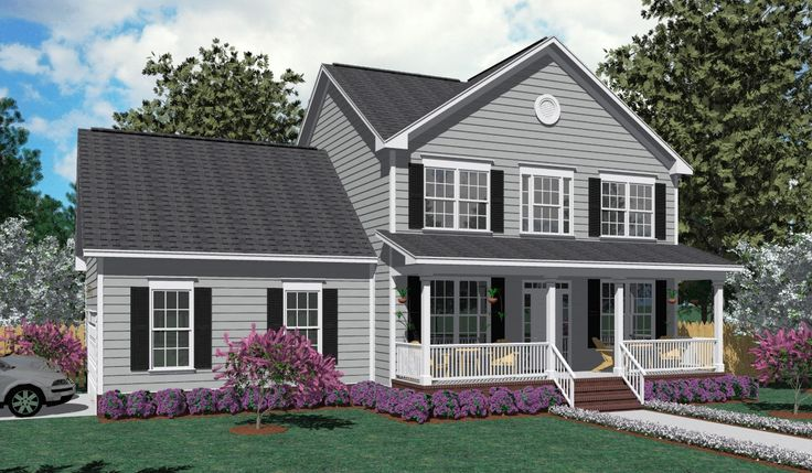 House plan 1827 a taylor a elevation 1827 square feet 52 for 2 1 2 car garage square footage