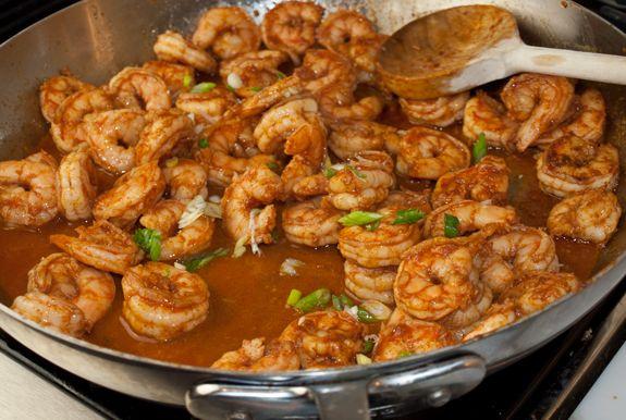 New Orleans shrimp. Sounds delicious   Seafood   Pinterest