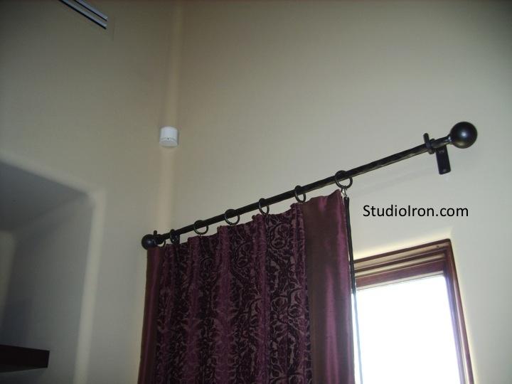Curtain Rod | Curtains | Pinterest