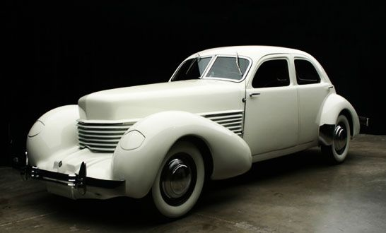 1937 Cord 812 Westchester