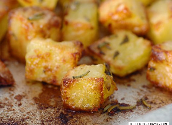 Rosemary Potato - Can't wait to make these with the potatoes i need to ...