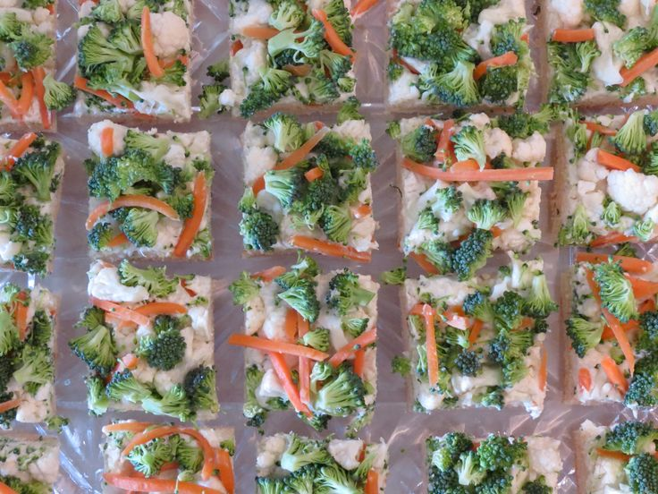 Vegetable pizza. I have eaten this and loved it. Glad to find the ...