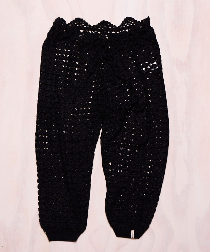 crochet pants Crochet inspiration Pinterest