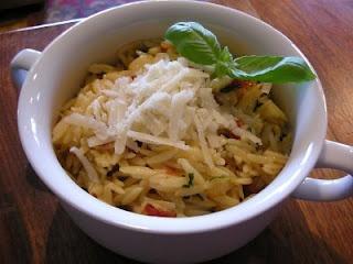 Sun-Dried Tomato Orzo | Yum! | Pinterest