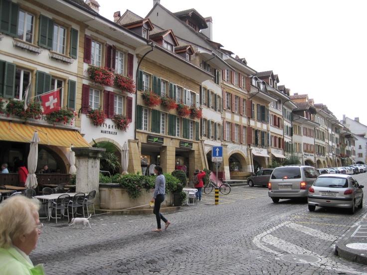 Murten Switzerland  city pictures gallery : Murten, Switzerland   SWITZERLAND   Pinterest