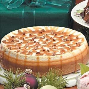 caramel Pecan cheesecake | Cheesecakes | Pinterest