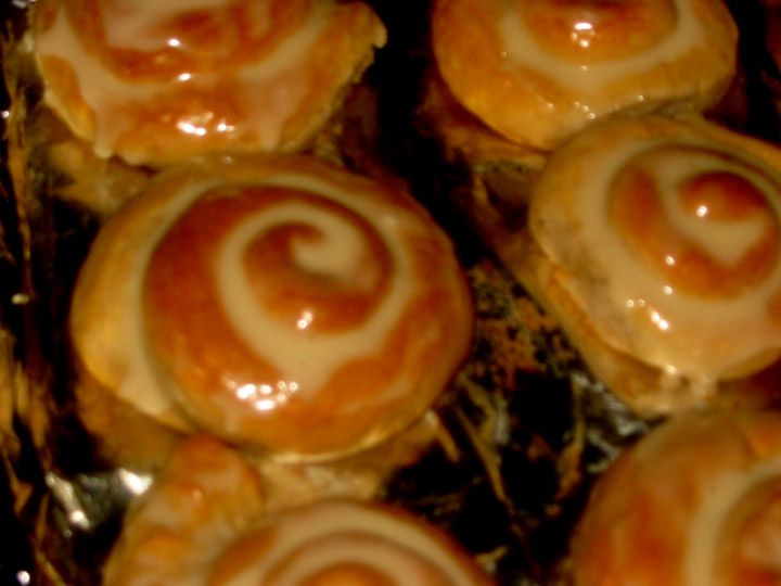 Honey Buns | Recipe