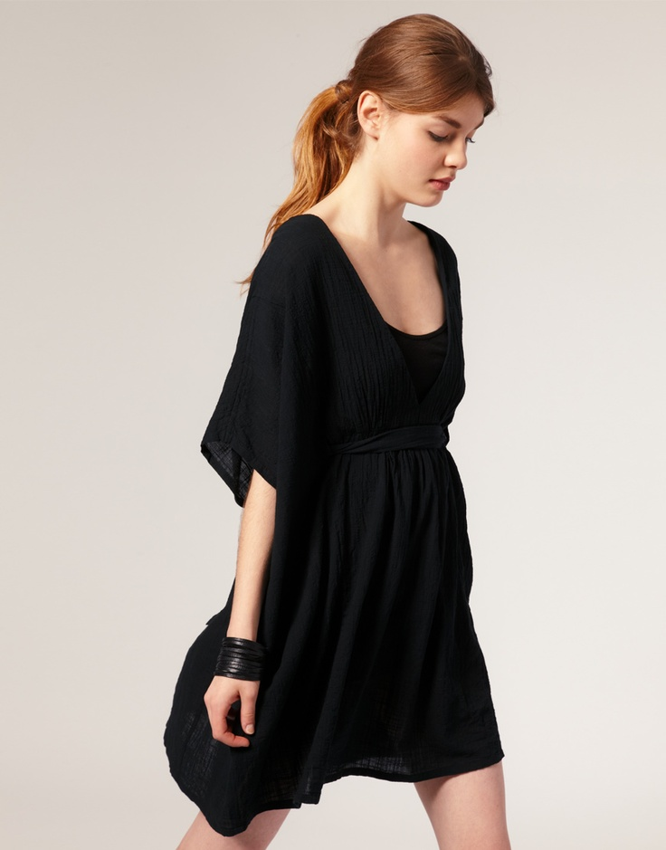 Belted frock