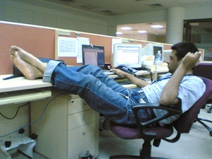 How Sitting All Day Is Damaging Your Body and How You Can Counteract It