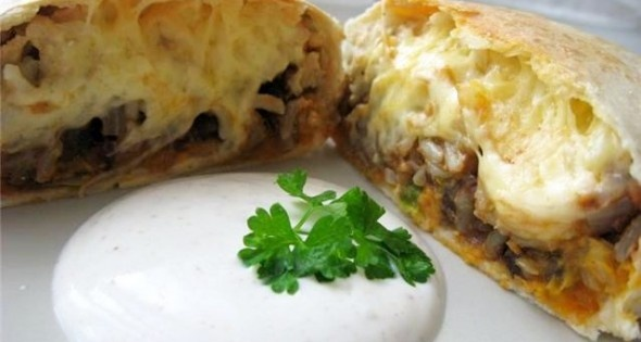 Addictive Sweet Potato Burrito | Mexican/Southwest Style Recipes | Pi ...